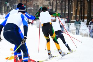 Badger State Winter Games in Wausau, Wisconsin