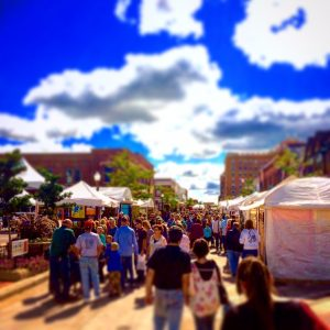 Artrageous Weekend Festival of the Arts in Wausau, Wisconsin