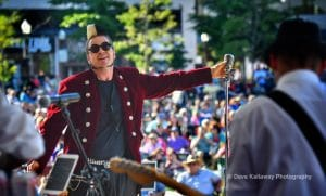 Summer concerts in Wausau, Wisconsin