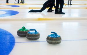 Curling in Wausau, Wisconsin