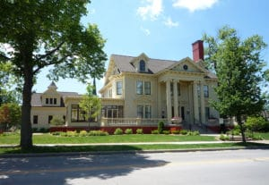 Andrew Warren Historic District in Wausau, Wisconsin