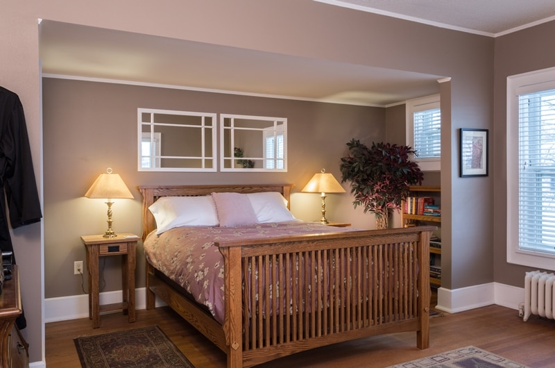 Our Wausau Bed and Breakfast has cozy and comfortable guest rooms.