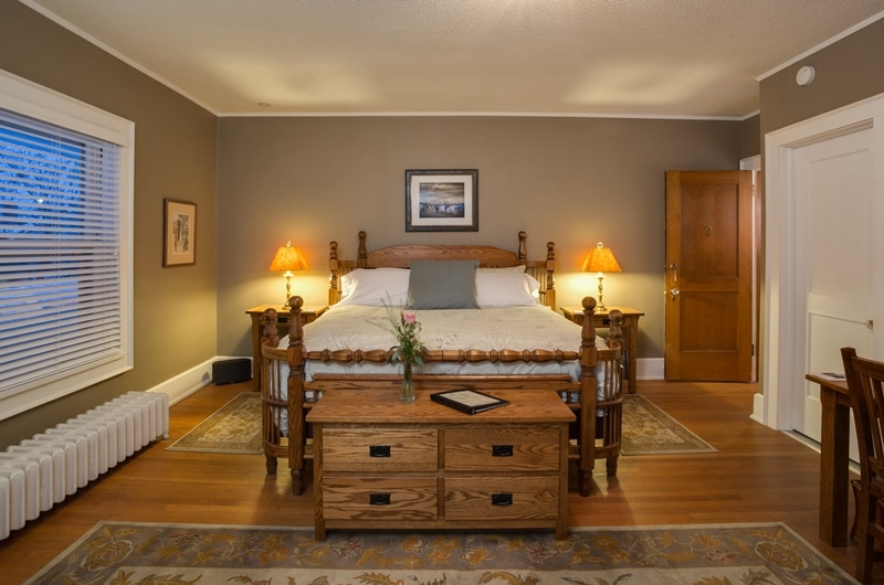 Beautiful guest rooms at our Wausau Boutique Hotel