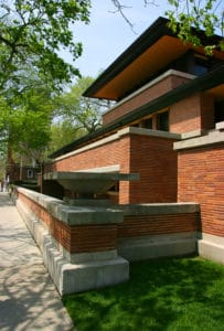 Frank Lloyd Wright Architecture in Wausau, Wisconsin