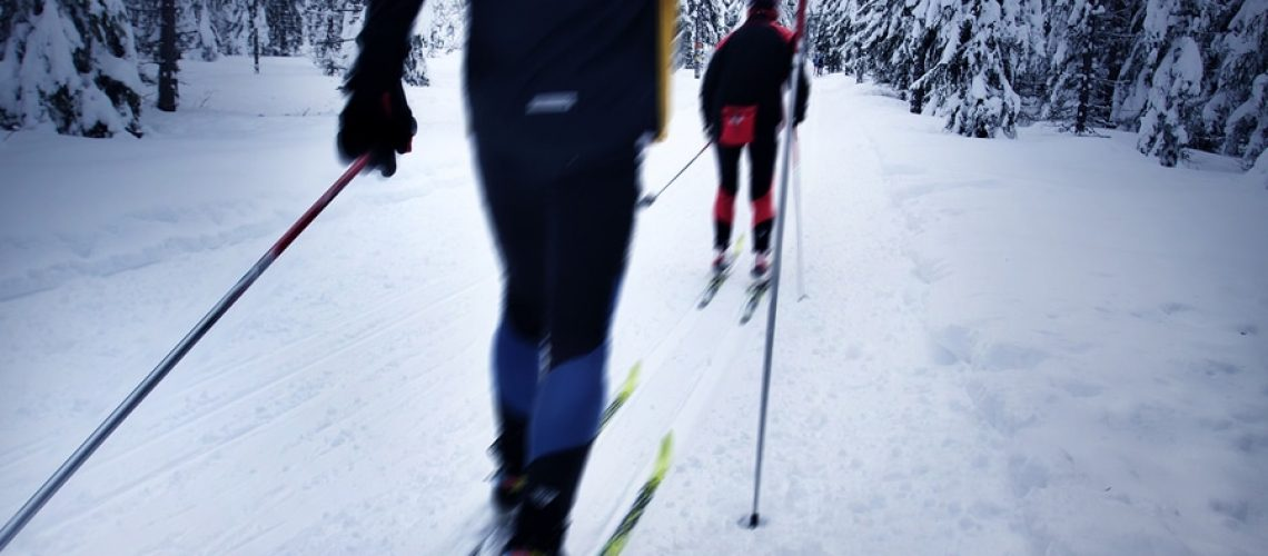 The Best cross country skiing trails in WAusau Wisconsin